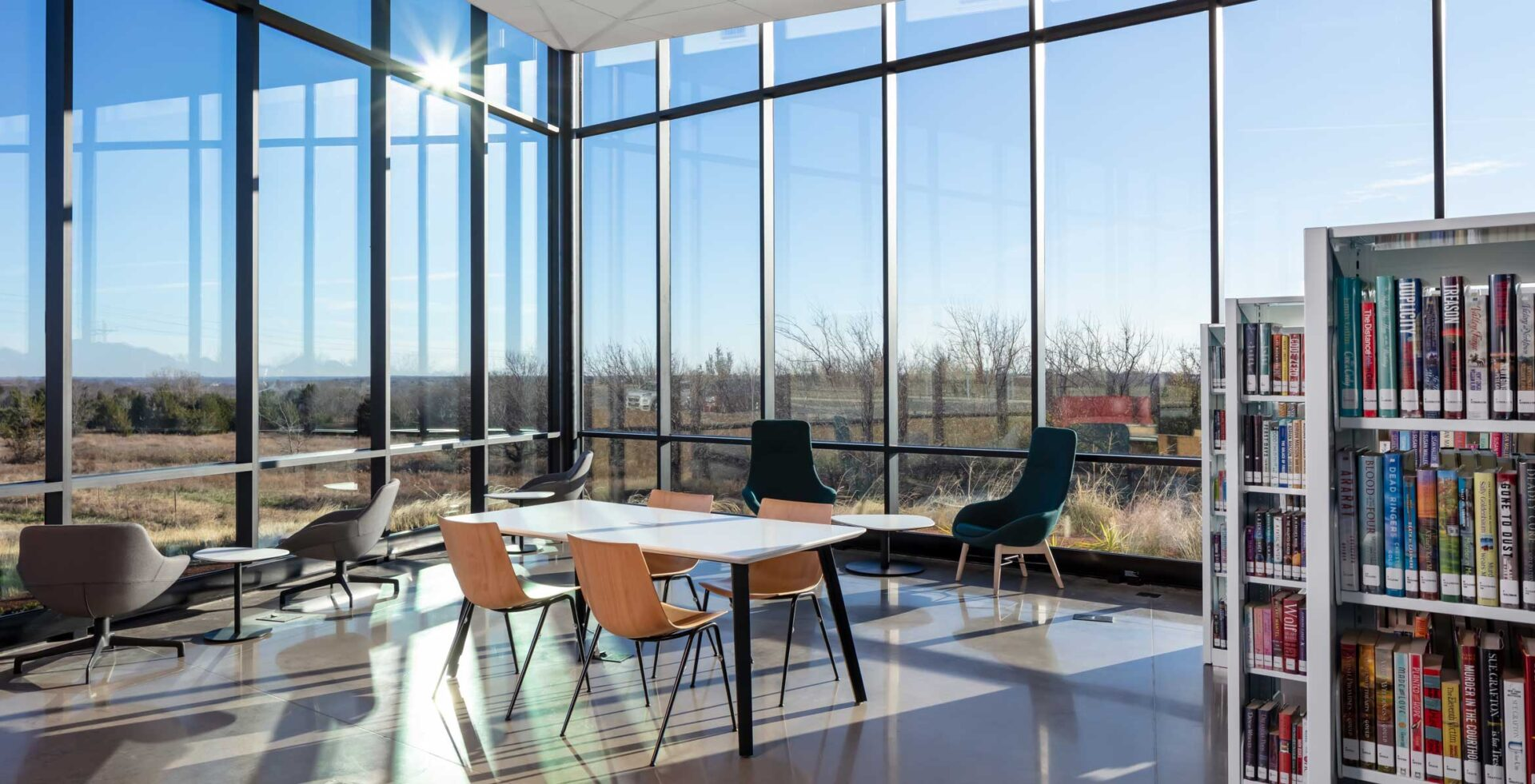 Furniture for Library Space