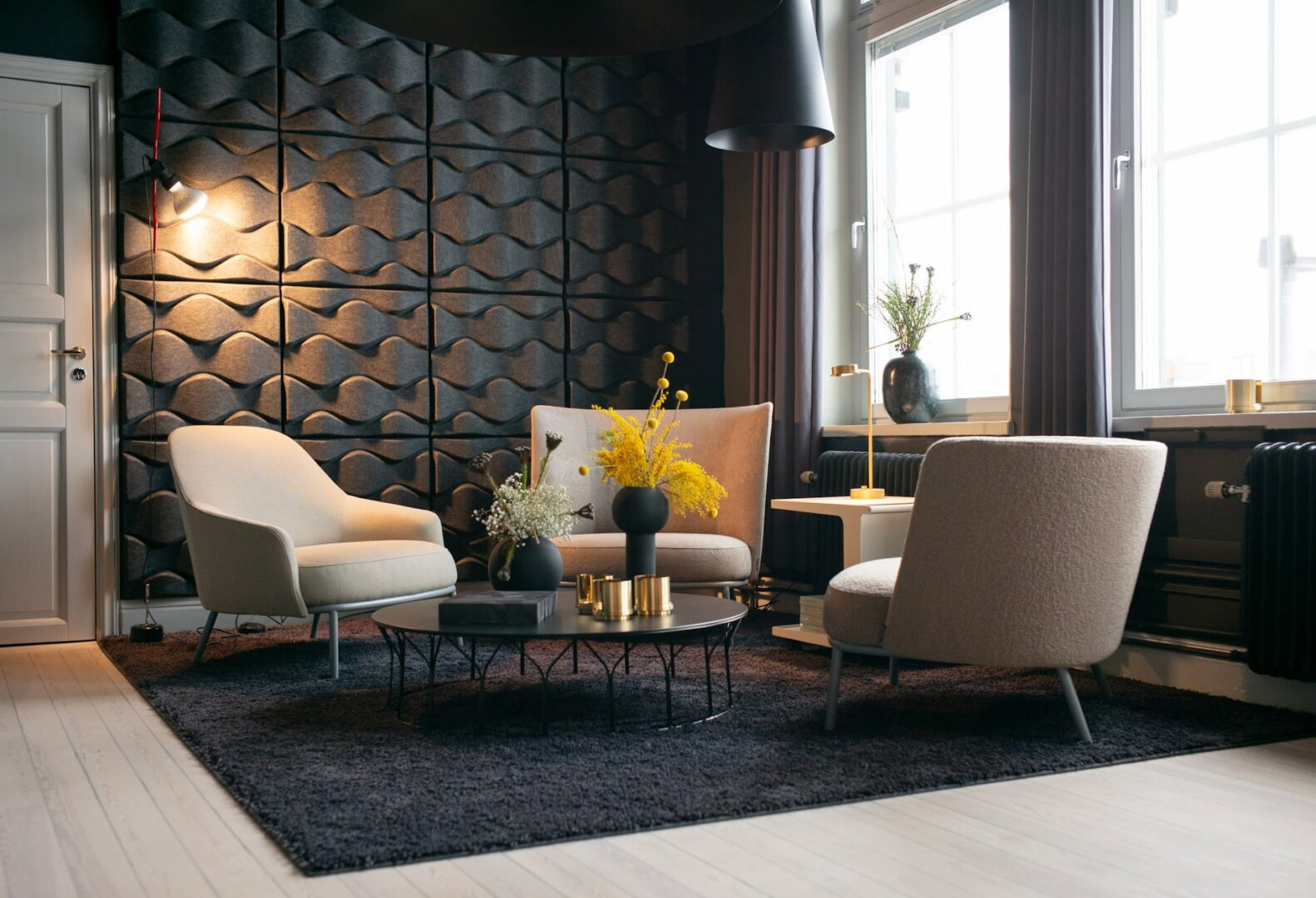 Neutral Lounge Chairs