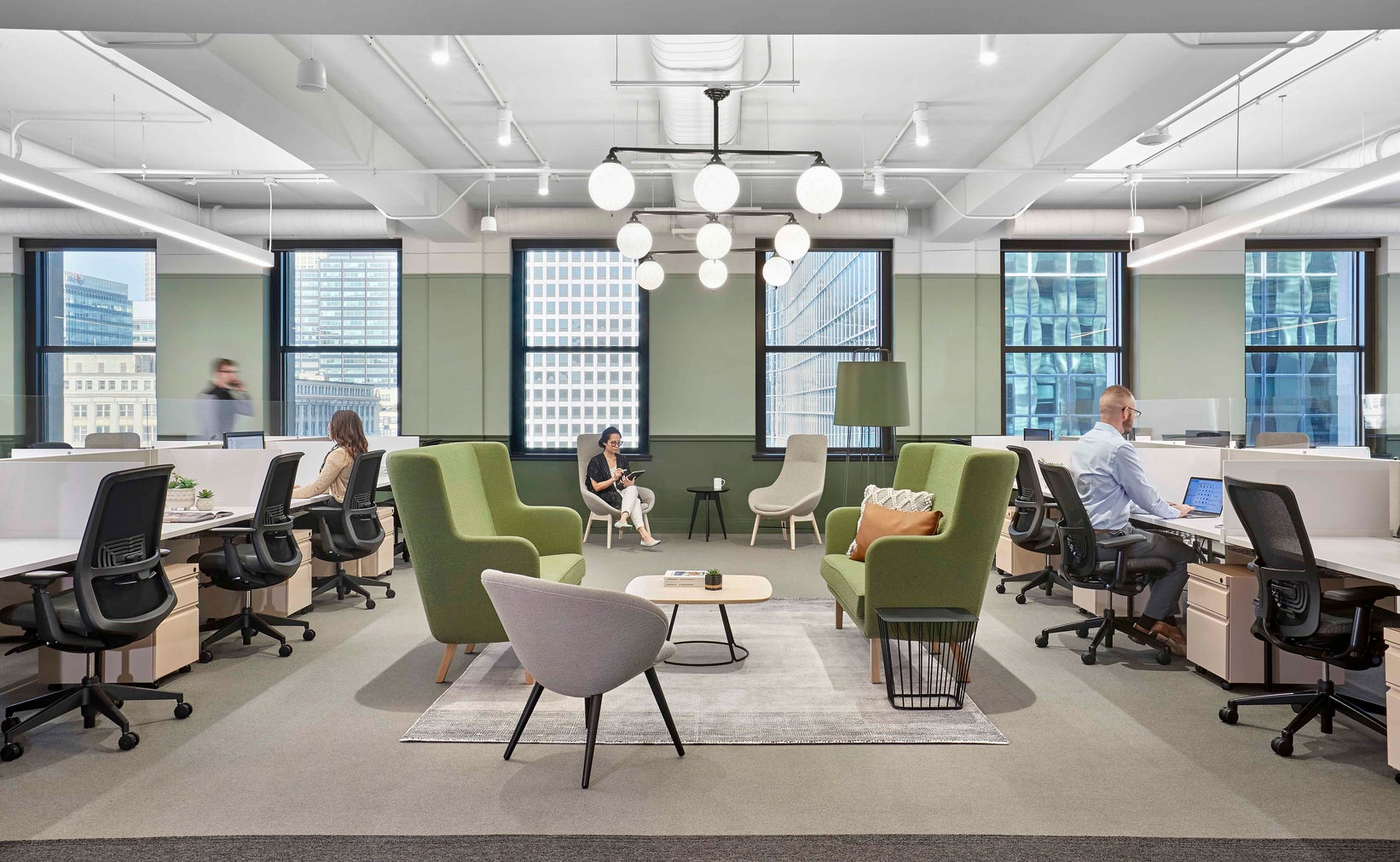 Office Chairs, Stools, and Desks